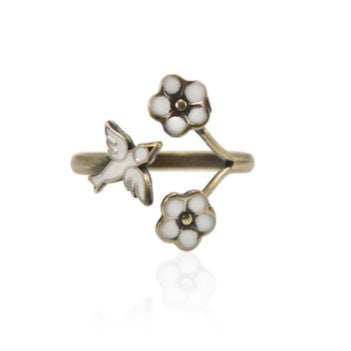 Sparrow Ring by Eric et Lydie