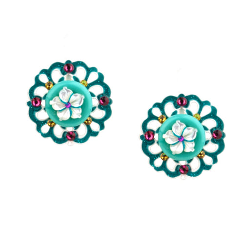 Baia CLIP Earrings by Satellite Paris
