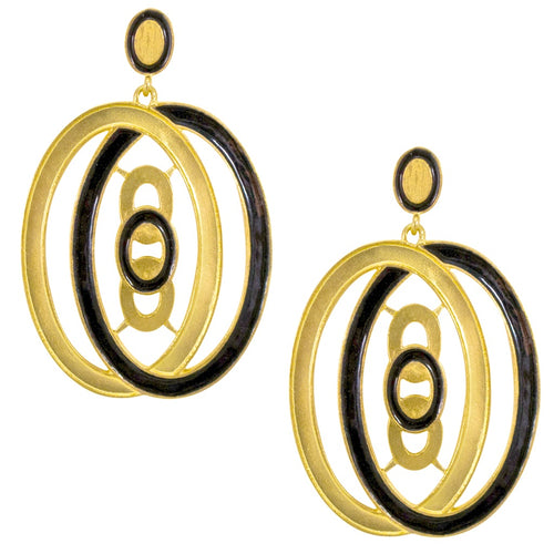 Geometric Chic Earrings