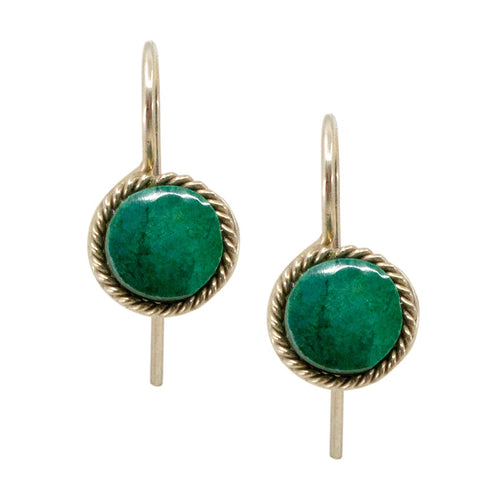 Andes Turquoise Drop Earrings