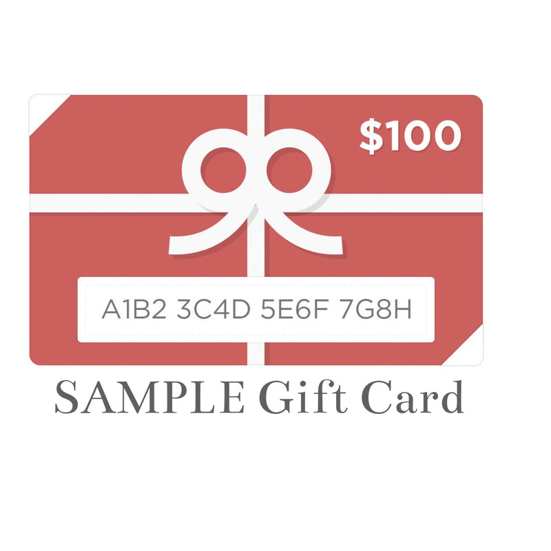 $250 JJ Caprices eGift Card