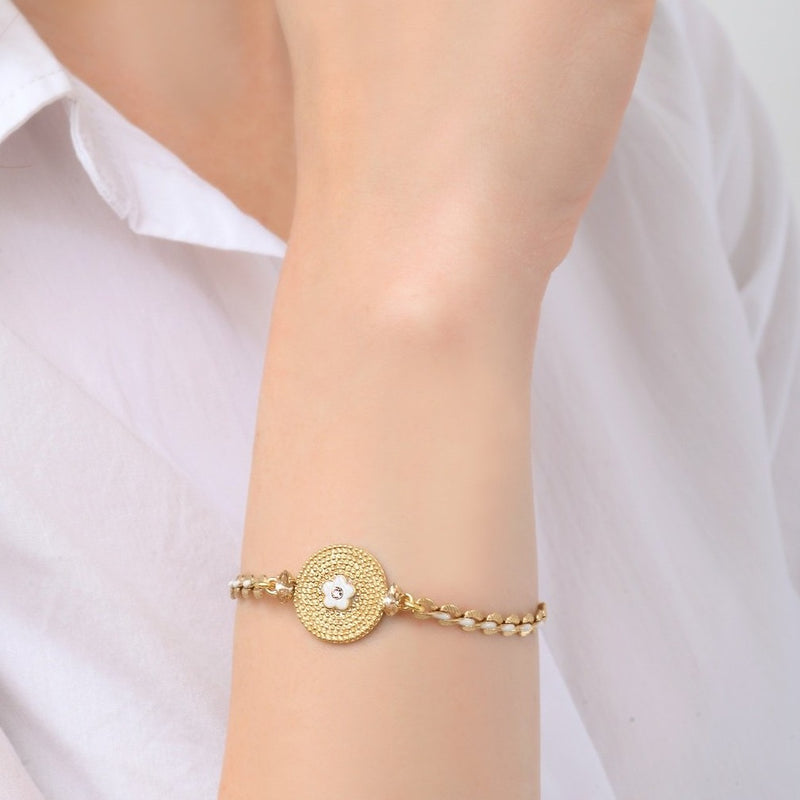 Playful Blossom Bracelet by Satellite Paris