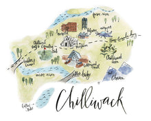 Load image into Gallery viewer, Chilliwack print
