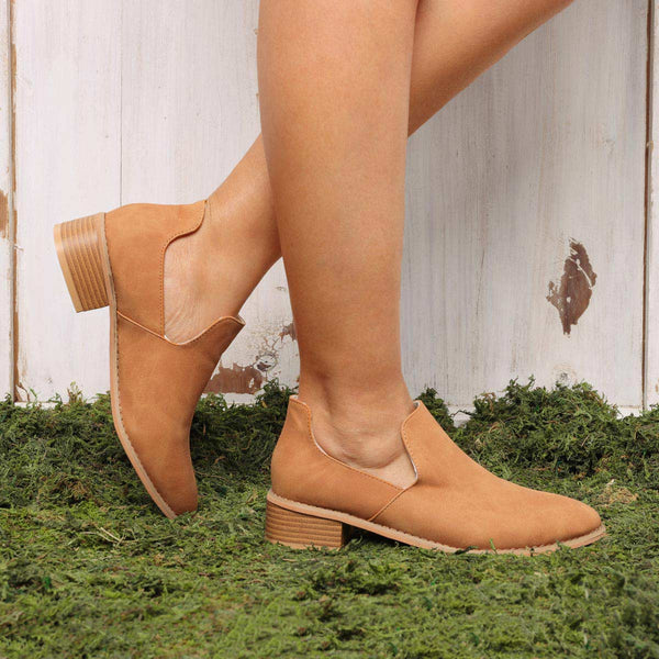 Women Cut Out Ankle Booties Shoes