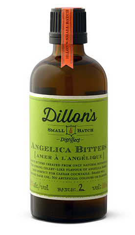 Dillon's Bitters Angelica