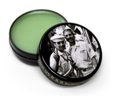 Kleins Perfumery Peace! USS R&R Sailor Wild Mint Lip Balm