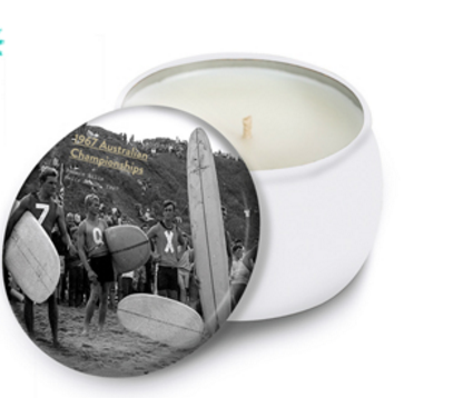 Kleins Perfumery 1967 Australian Championships Soy Candle