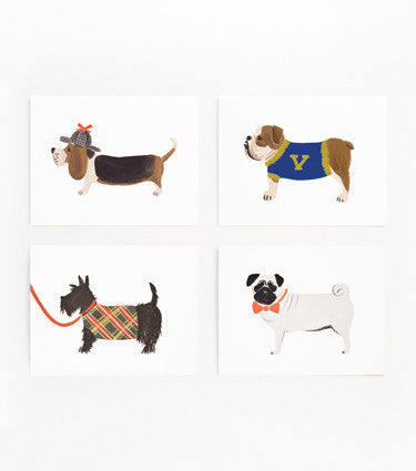 Assorted Dog Set