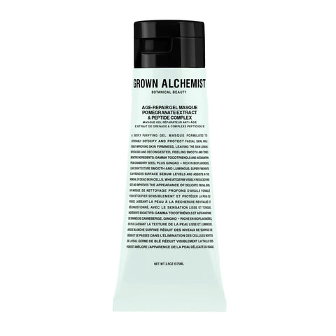 Grown Alchemist, age-repair gel mask, lukes drug mart, calgary, canada