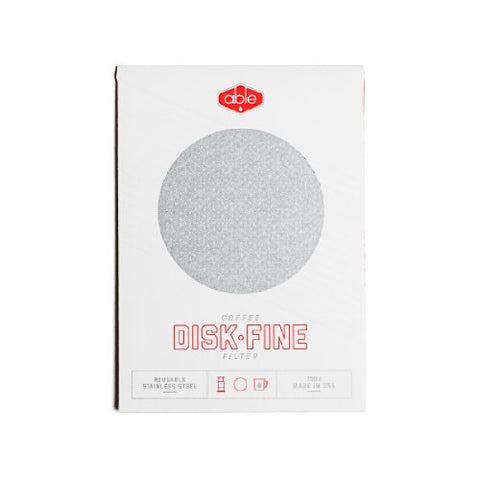 Aeropress Fine Disk Coffee Filter