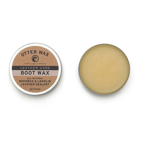 Boot Wax (5oz)