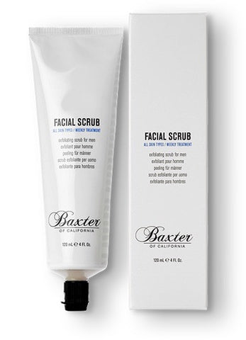 Facial Scrub (4 oz)