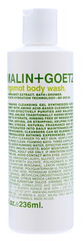 malin and goetz, lukes drug mart, Calgary, Canada, bergamot body wash, 8oz, 236ml