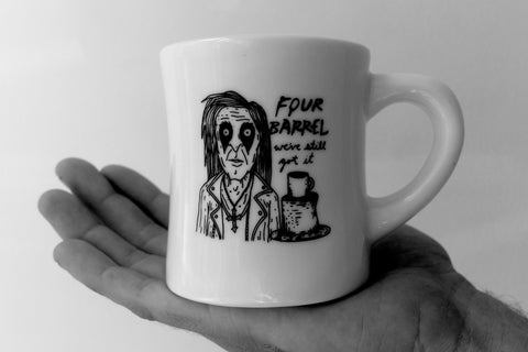 Aging Rocker Series - Still Got It Mug