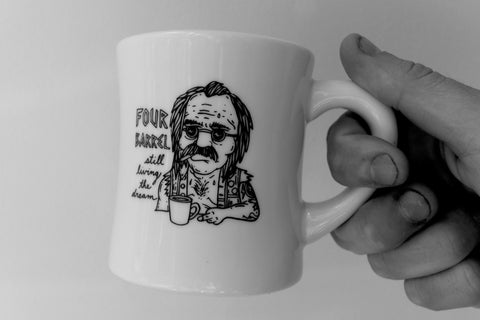 Aging Rocker Series - The Dream Mug