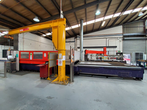 Bystronic Bystar 40204KW for sale Bystronic laser cutting machine for sale