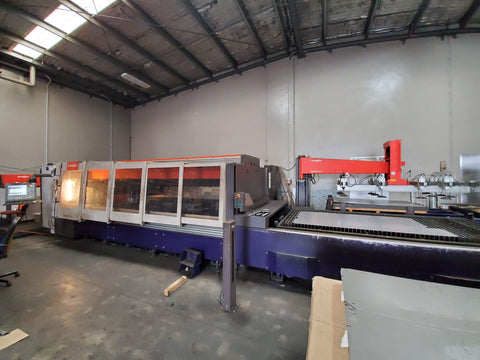 Bystronic cnc laser cutting machine for sale 5.2KW laser cutter