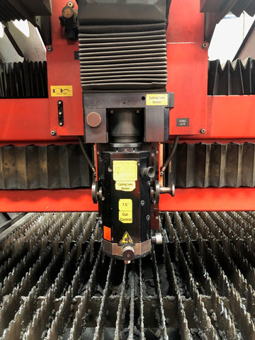 "Bystronic bystar cutting head 7.5"" cutting head for sale laser machine melbourne laser australia"