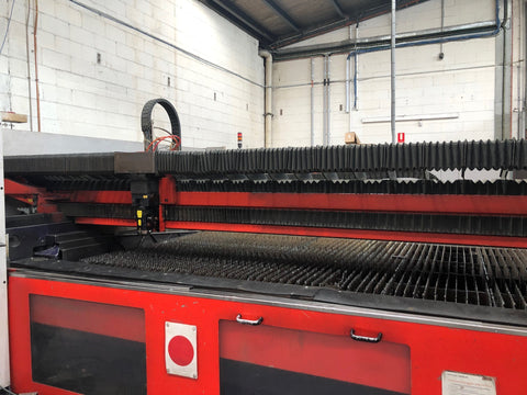Bystronic laser cutting machine for sale