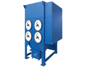 Downflo Oval Dust Collector Dust Extractor