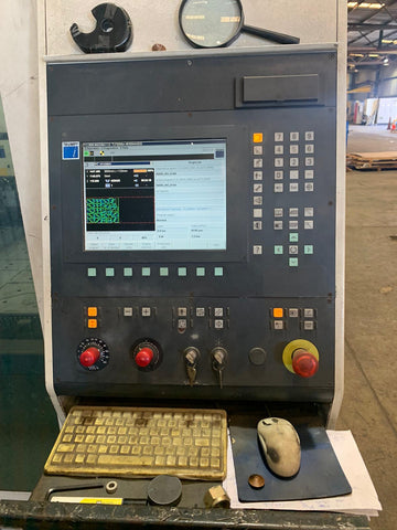 Trumpf L3050 Bosch control MMI machine interface laser cutting machine for sale australia