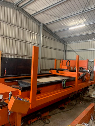 Bystronic Bysprint fiber for sale 3KW IPG laser cutting machine Australian made laser cutter