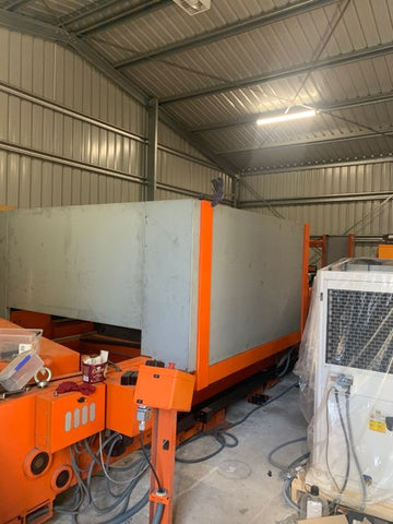 Australian made fiber laser cutting machine by laser Automation Services Fiber laser for sale perth