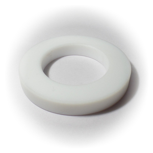 Teflon Nut 50mm Diameter