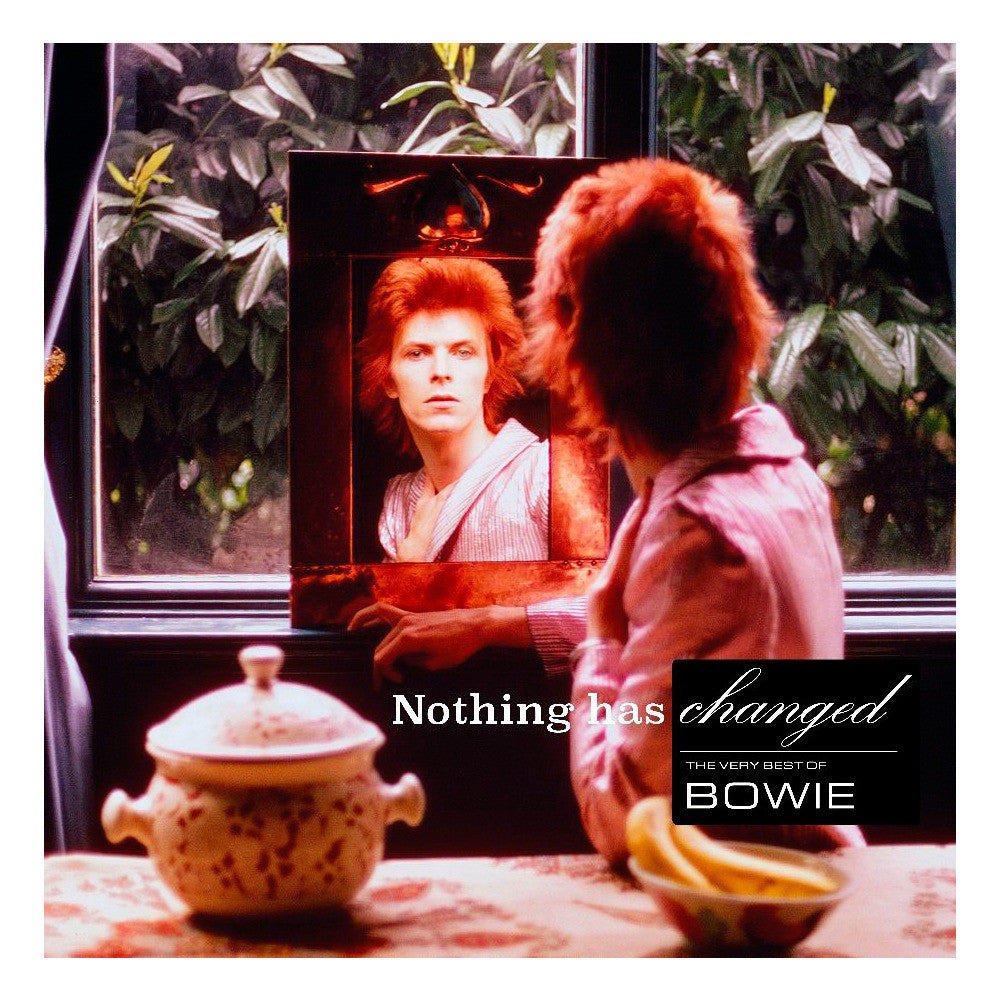 David Bowie - Nothing Has Changed [2LP] (180 Gram, gatefold)