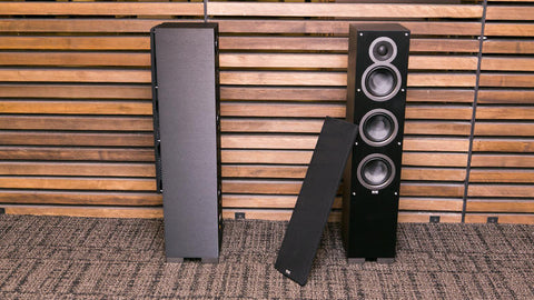 ELAC Debut F5 Tower Speakers (EA)