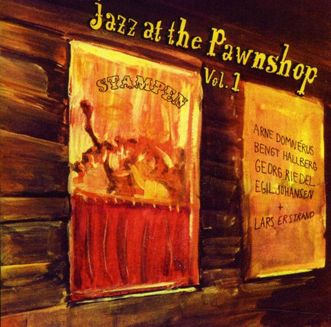 ARNE DOMNÉRUS - JAZZ AT THE PAWNSHOP