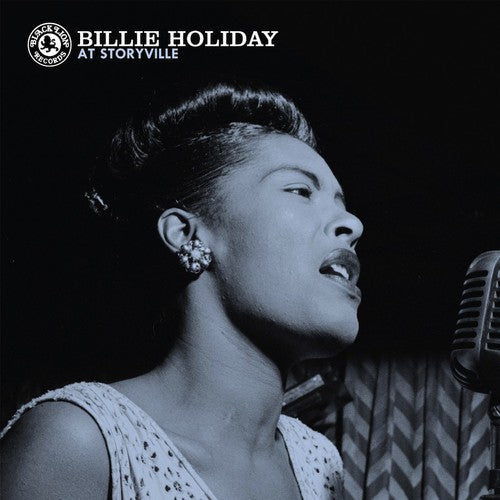 HOLIDAY,BILLIE - AT STORYVILLE