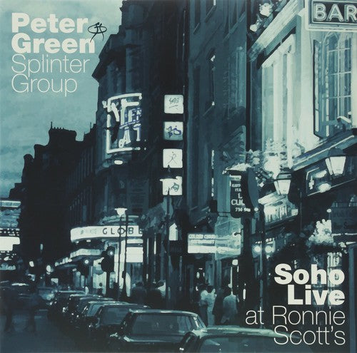 PETER GREEN SPLINTER GROUP - SOHO LIVE(AT RONNIE SCOTTS)