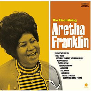 ARETHA FRANKLIN - THE ELECTRIFYING (IMPORT)