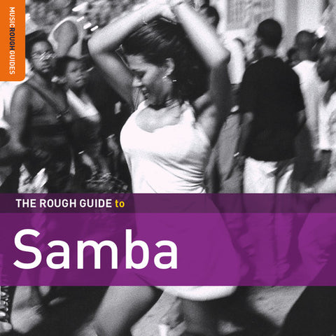 ROUGH GUIDE TO SAMBA ( SECOND EDITION )