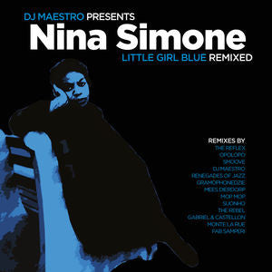 Nina Simone - Little Girl Blue [LP] (180 Gram, limited, import)
