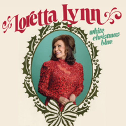 LORETTA LYNN - WHITE CHRISTMAS BLUE