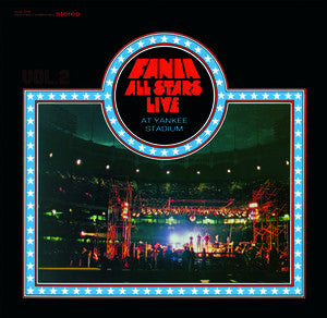 FANIA ALL STARS - LIVE AT YANKEE STADIUM : VOL 2 [IIMPORT]