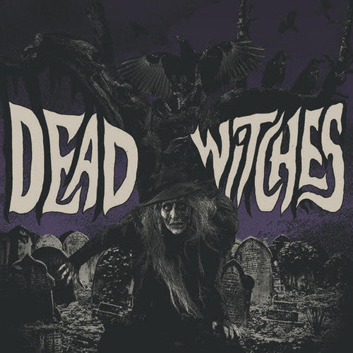 DEAD WITCHES - OUIJA (PURPLE VINYL)