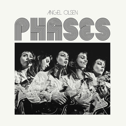 ANGEL OLSEN - PHASES (INDIE EXCLUSIVE GREEN VINYL)