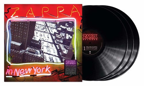 FRANK ZAPPA - ZAPPA IN NEW YORK (40TH ANNIVERSARY EDITION)