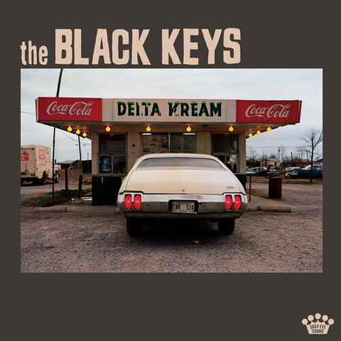 THE BLACK KEYS - DELTA KREAM (COLORED VINYL)