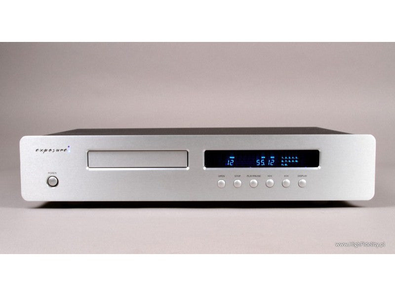 EXPOSURE 2010S2 COMPACT DISC PLAYER