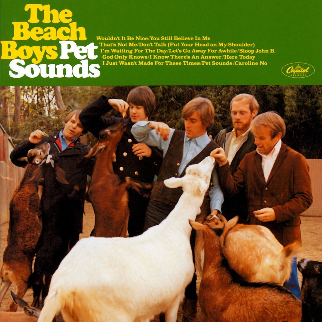 THE BEACH BOYS - PET SOUNDS [STEREO]