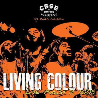 Living Colour  CBGB OMFUG Masters: August 19 2005 Bowery