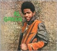 Al Green - Let's Stay Together LP (Limited Edition Green)