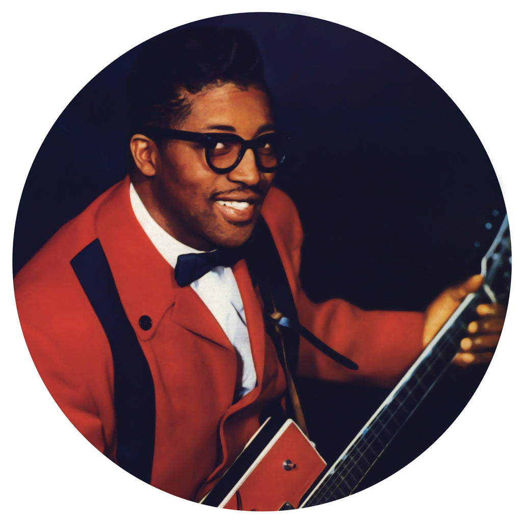 BO DIDDLEY - I'M A MAN LIVE (Picture Disc)