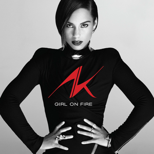 Alicia Keys - Girl On Fire [2LP]
