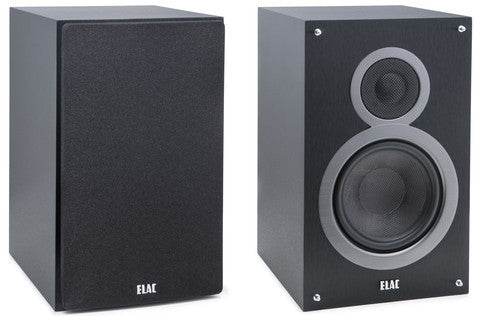 ELAC - DEBUT B6 BOOKSHELF SPEAKERS (PR)