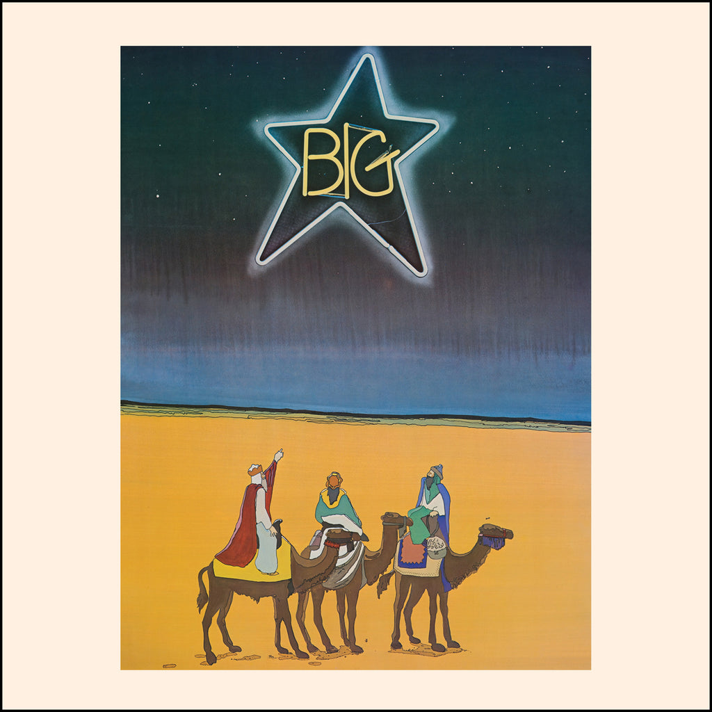 BIG STAR - JESUS CHRIST